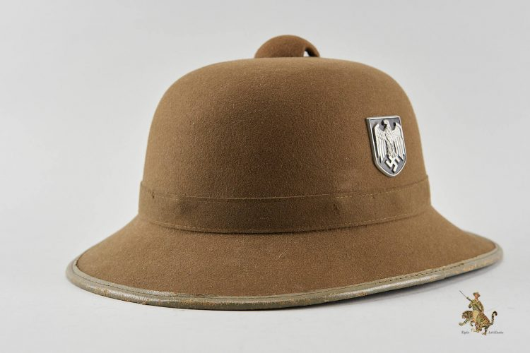 2nd Pattern Tropical Pith Helmet