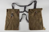Double Strap Rifle Grenade Bags