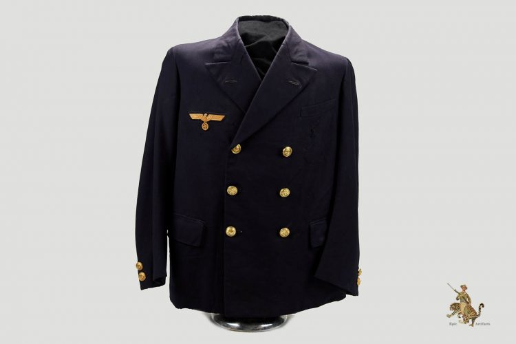 Kriegsmarine Reefer Jacket