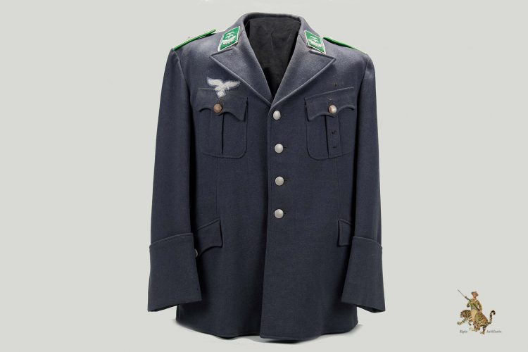 Luftwaffe Field Division Tunic