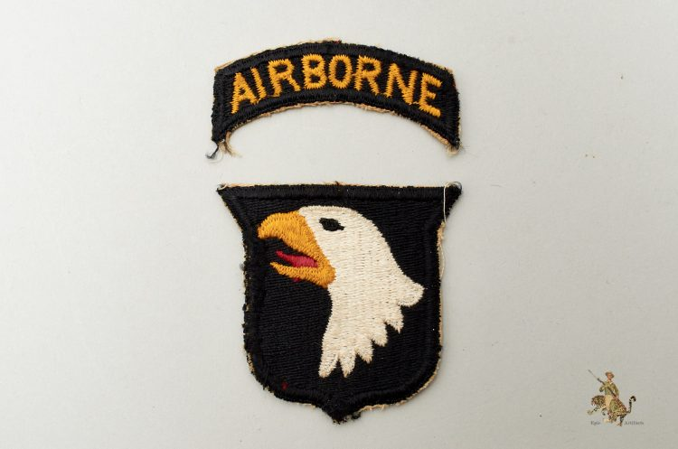 101st Airborne Sleeve Patch