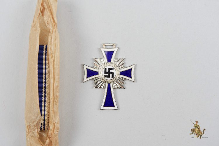 Silver Mothers Cross