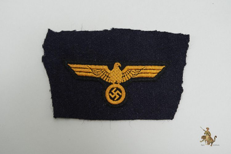 Kriegsmarine Enlisted Breast Eagle