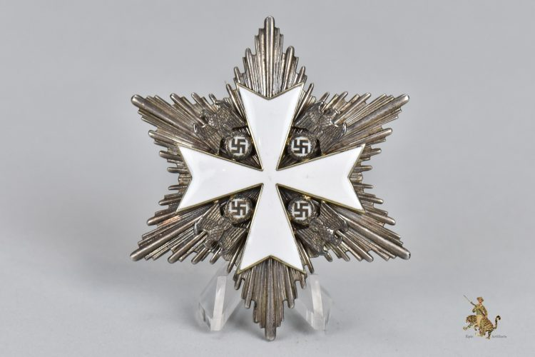 German Eagle Order Breast Star