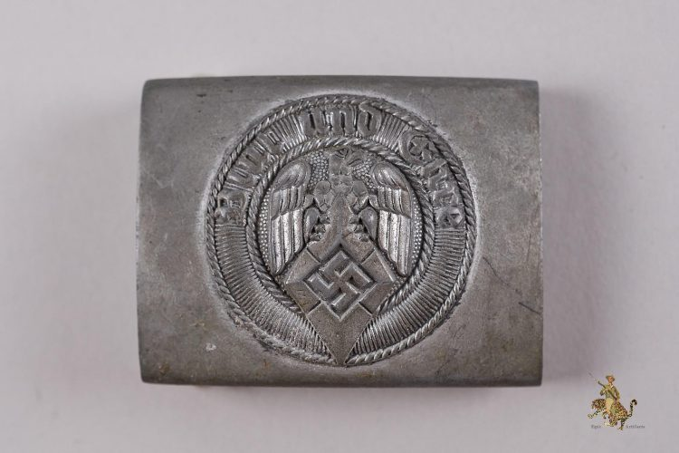 Hitler Youth Belt Buckle by RZM M4/38
