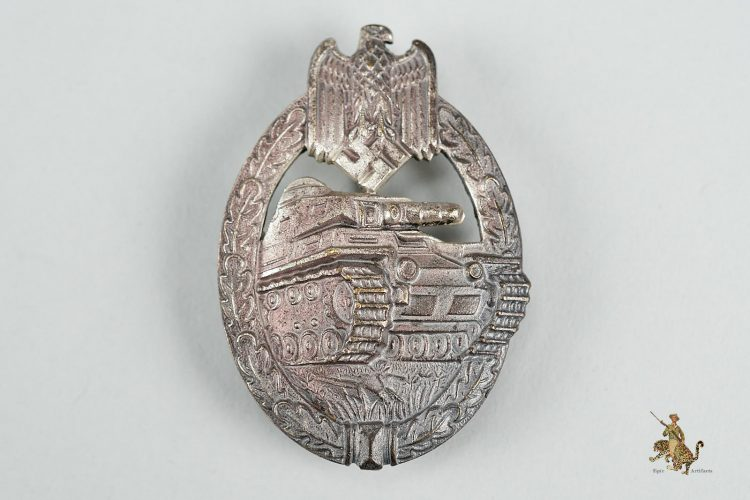 Cupal Panzer Assault Badge