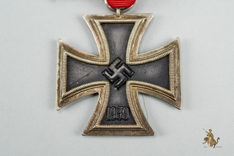 Unmarked Iron Cross Second Class