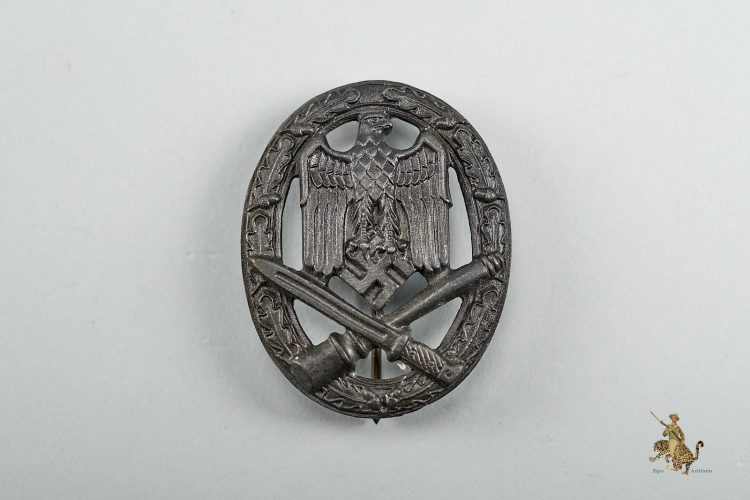 GB42 General Assault Badge