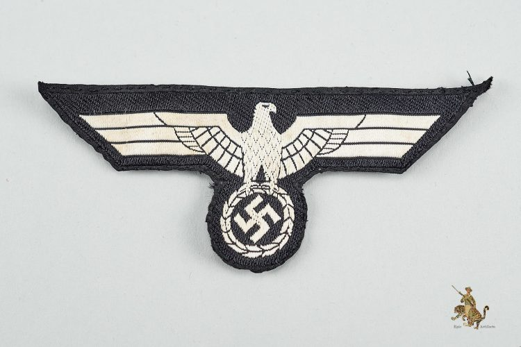Tunic Removed Panzer Breast Eagle