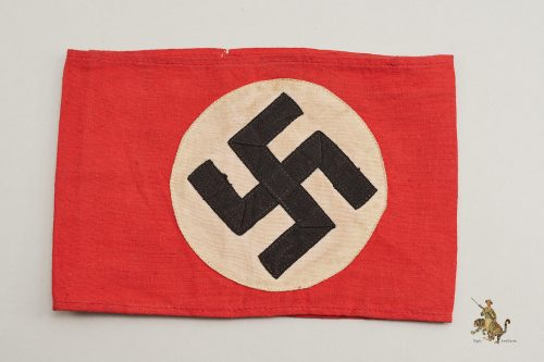 NSDAP Three Piece Armband