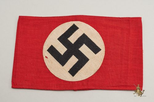 NSDAP Two Piece Armband With RZM Tag